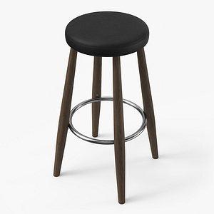 3D ch56 bar stool