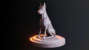print ztl 3D model