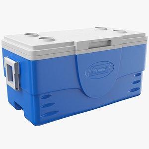 3D Ice Box Coleman model