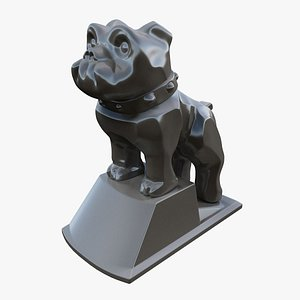 3D figure character