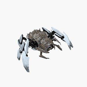 3D robot spider