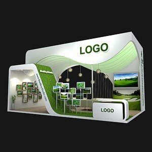 Exhibition design Commercial space