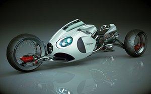 3D T Bike Trike 02