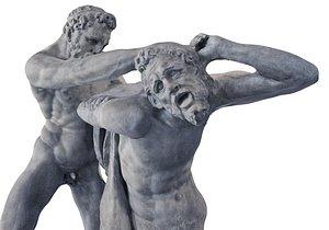 Renaissance Sculpture Masterpiece 2 model