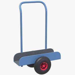 Handling Trolley 3D model