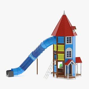 Lappset Moomin House model