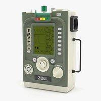 Zoll EMV plus Portable Ventilator
