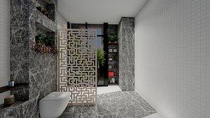Bathroom 3D