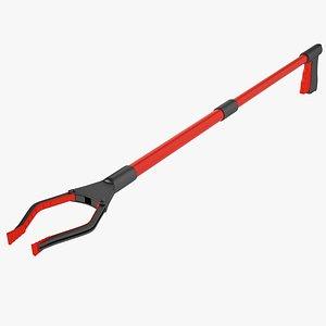 3D model Claw Grabber Tool 02