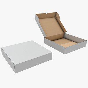 Cardboard Box 9 with Pbr 4K 8K 3D model