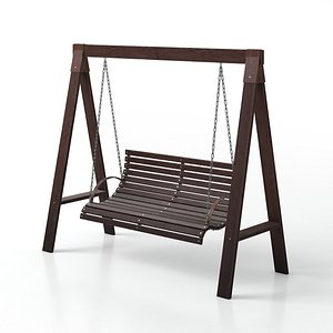 Garden Swing 3D