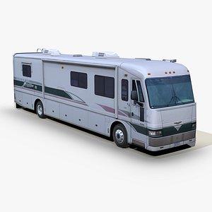 3D Fleetwood Spartan RV 1995