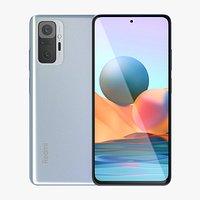 Xiaomi Redmi Note 10 Pro Glacier Blue