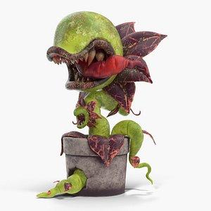monster plant model