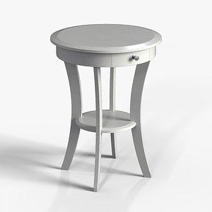 3D table decoration arch-viz