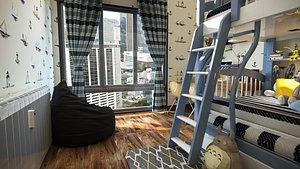 room renderings model