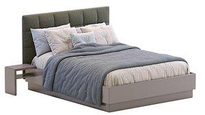 3D Boconcept Bed LUGANO