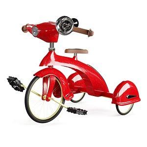 baby bike 3D model