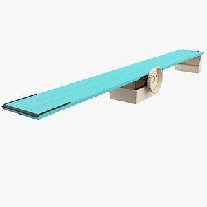 Diving Board model