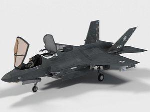 3D Lockheed F-35 B Italian decals