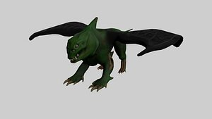 Mutant Reptil 3D