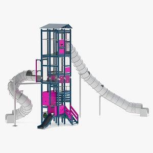 Lappset Skyline City 3D model