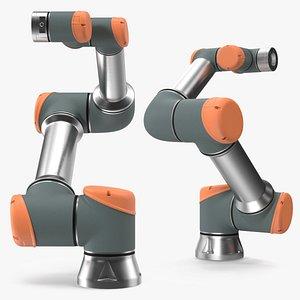 Lightweight Industrial Robot 3D model