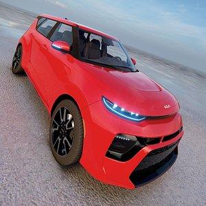 2022 Kia Soul GT-Line model