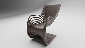 3D Pipo chair