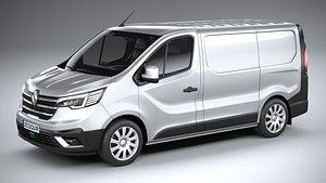 Renault Trafic Van L1H1 2021 model