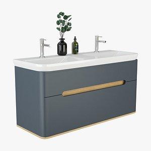 3D sento washbasin basin
