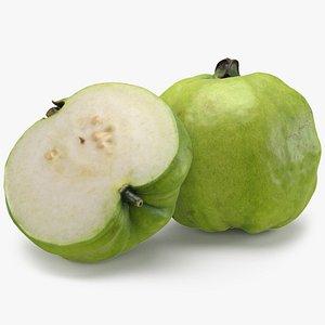 Guavas 3D model