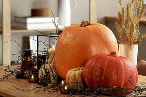 pumpkin squash scanned 3D model