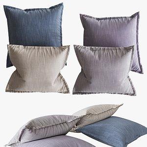 pillows38 pillow 3d obj