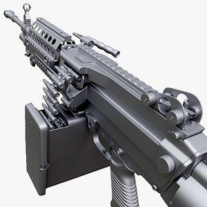 machine gun custom model
