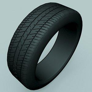 tire wheel tyre model