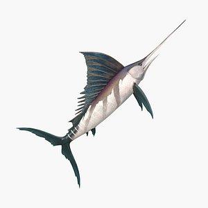 3D Marlin model