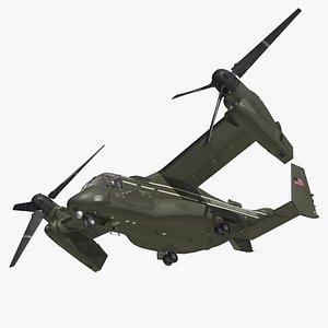3D MV22 Marine One