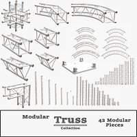 Modular Truss Collection