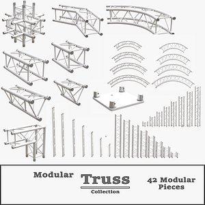 3D Modular Truss Collection