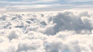 Clouds Scene 3D model