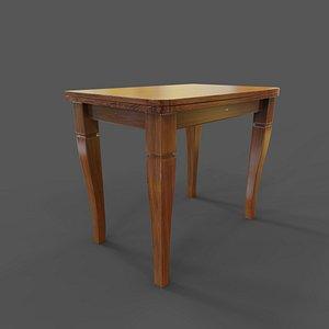 3D kitchen table Erika art 2081 model