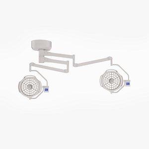 3D model Avante SLS 9000 Plus LED Surgery Light