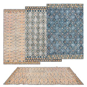 3D Rugs No 256