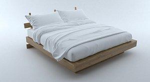 3D Bed Pallets quilt