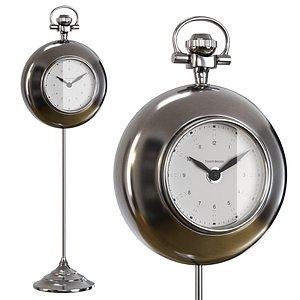 3D Clock ROOMERS 47-425-65