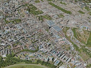 edinburgh city model