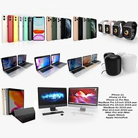 Apple Electronics Collection 2019-2020