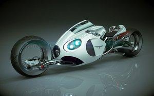3D T Bike 02