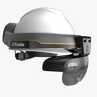 Trimble XR10 with Microsoft Hololens 2
